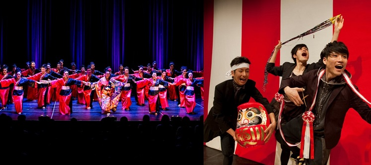 Traditional Performing Arts×Street Dance Part 2 (Tokyo Traditional ...